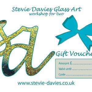 Workshop voucher for two people