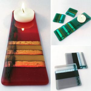 Accessories and homw decor from Stevie Davies Glass