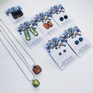 Jewellery products from Stevie Davies Glass