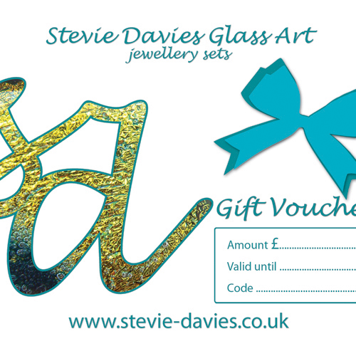 Gift vouchers available for jewellery sets