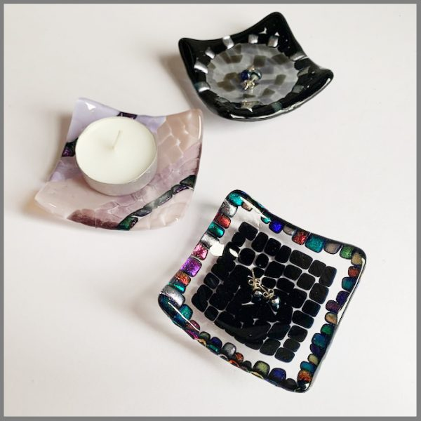 Photo of trinket dish kit set of three