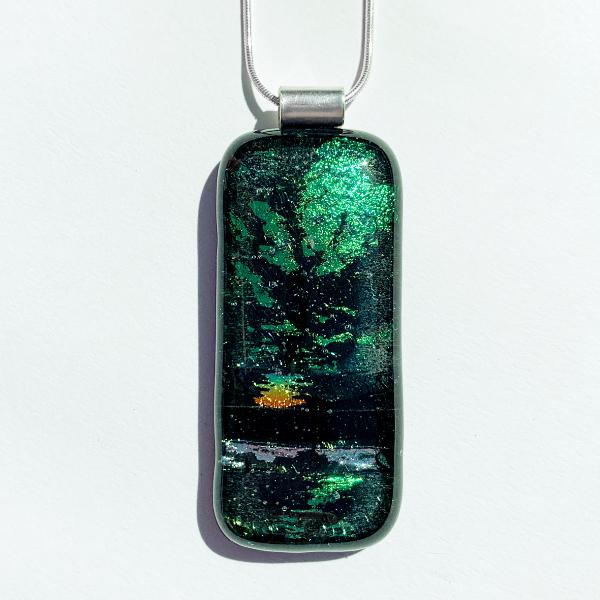 Aurora Pendant by Stevie Davies